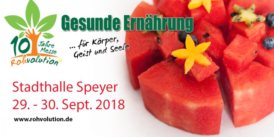 10 Jahre Rohvolution® – Speyer 2018