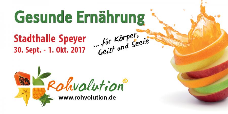 Rohvolution Speyer 2017