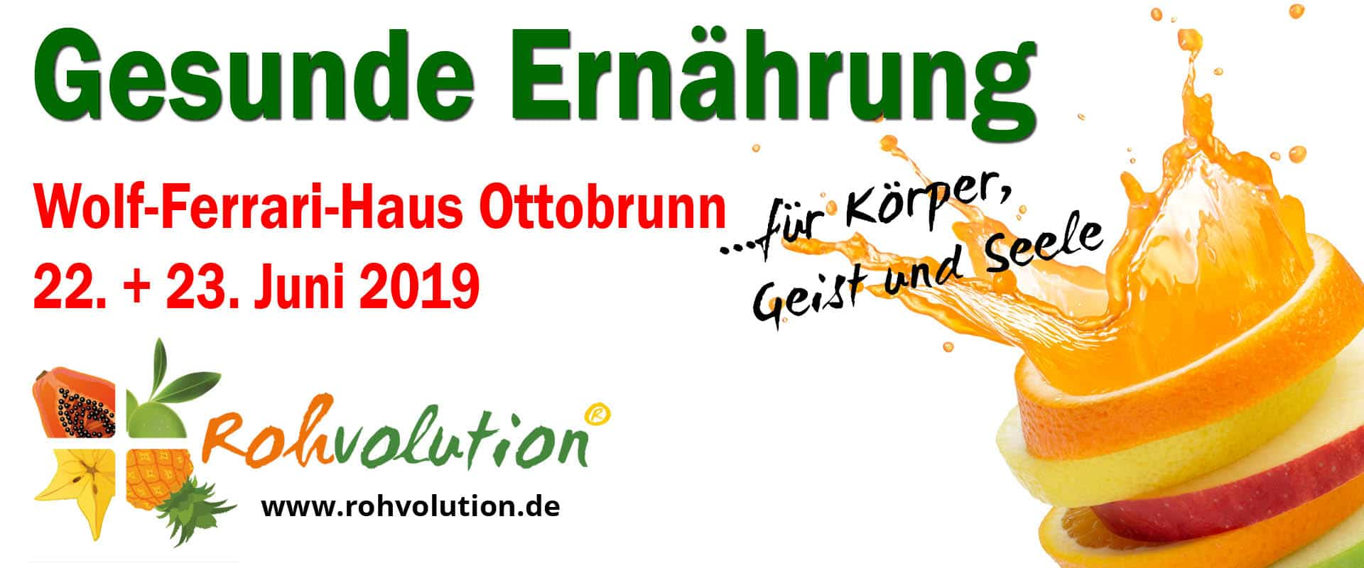 Rohvolution® – München 2019