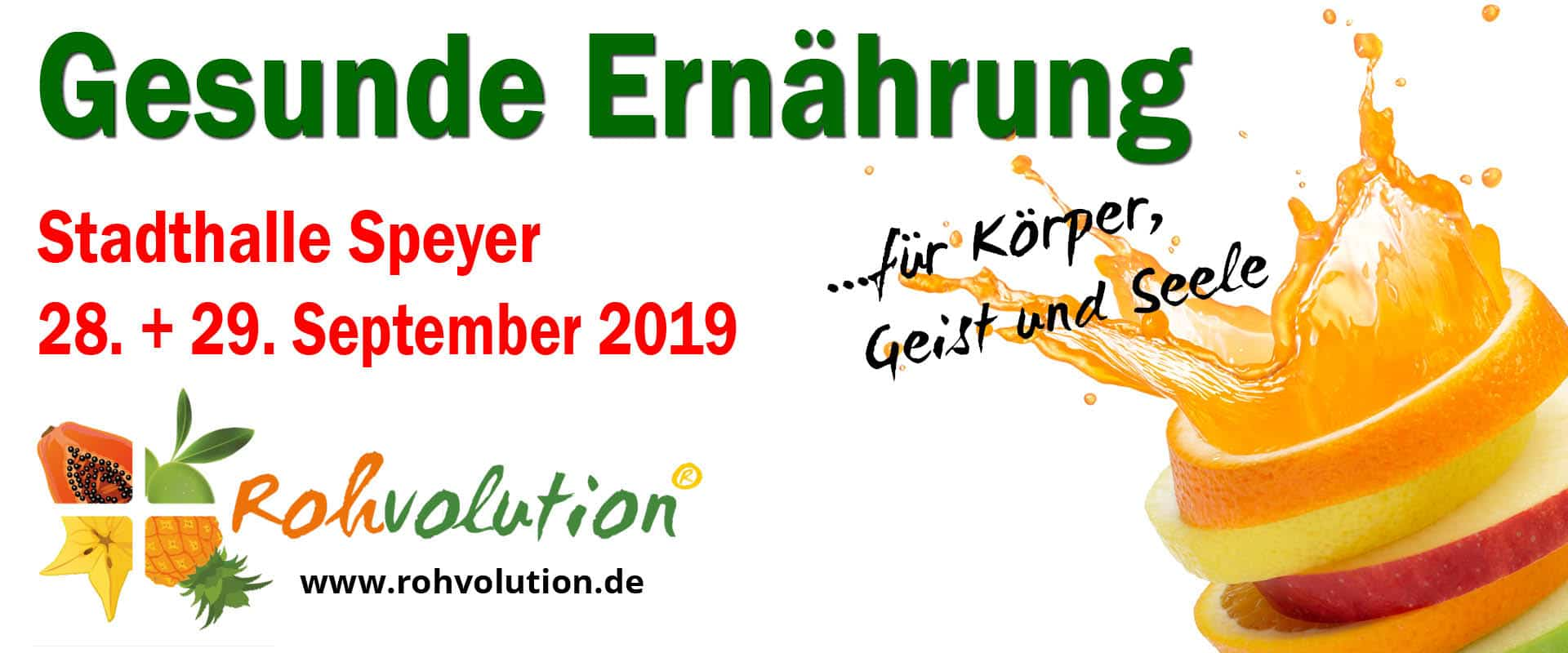 Rohvolution® – Speyer 2019