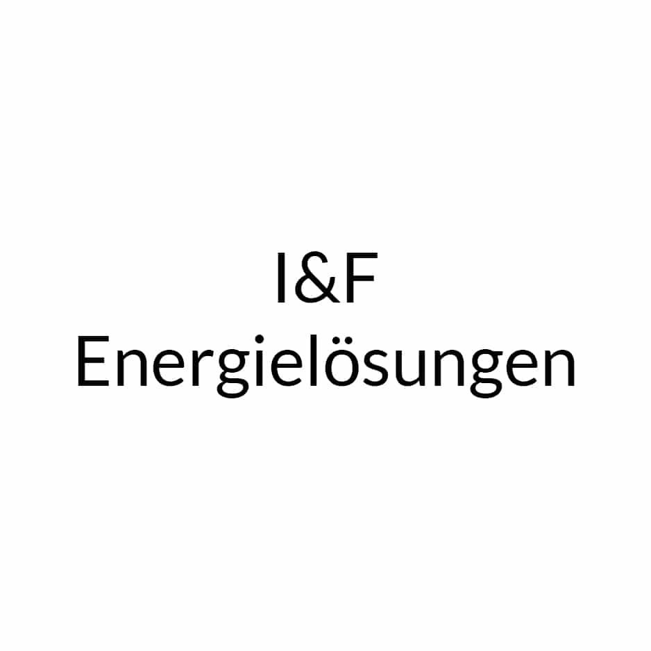 I&F Energielösungen